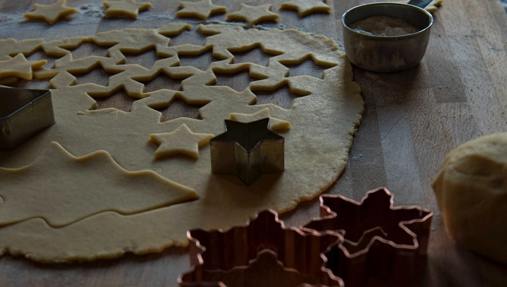 cookie cutter in action