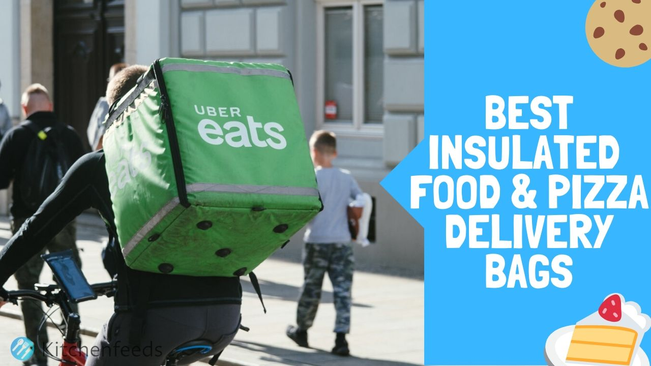 10 Best Insulated Food & Pizza Delivery Bags (In 2020)