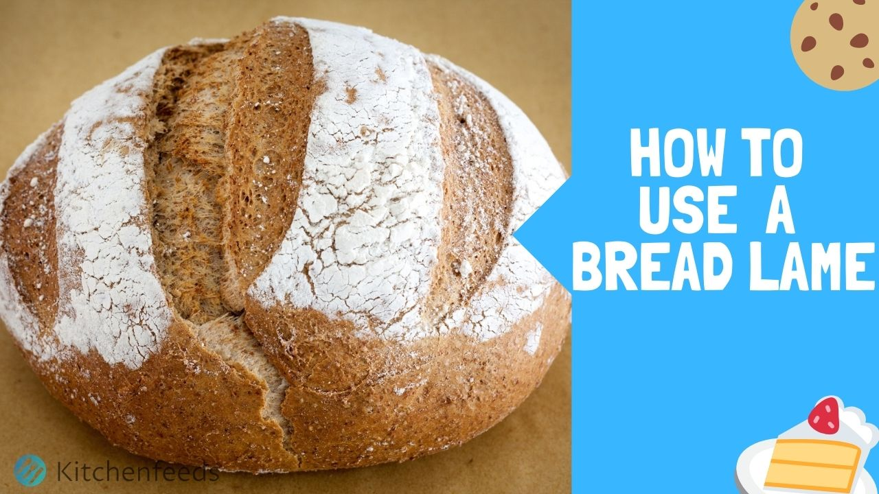 How to Use a Bread Lame?