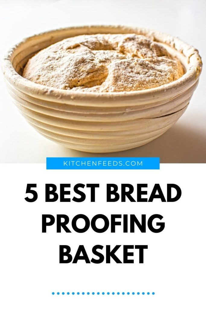 Best Bread Proofing Basket Pin