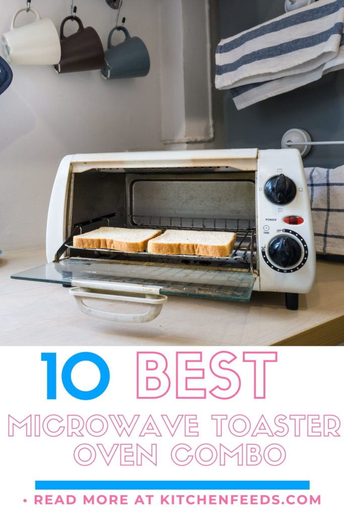 Microwave Toaster Oven Combo Pin